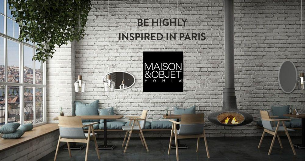 Maison & Objet: Reasons Why You Should Get Inspired In Paris This